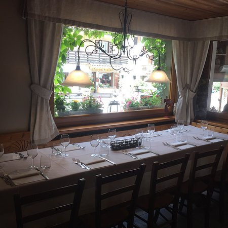 Photo1 Jpg Picture Of Ristorante La Terrazza Courmayeur Tripadvisor