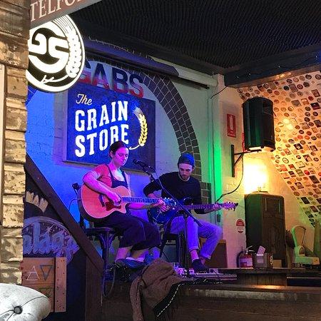 Excellent Cafe En Grain