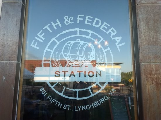 Fifth & Federal Station Photo