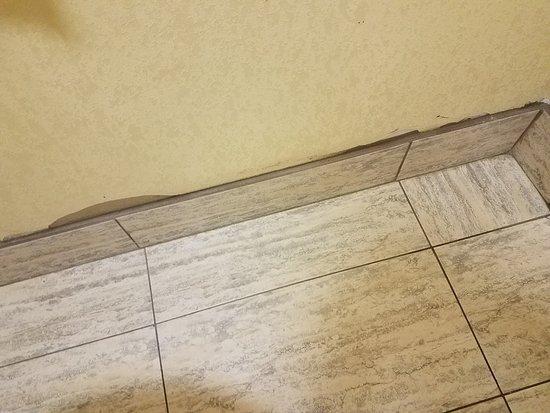 Yazoo City, MS: Floor Project.
