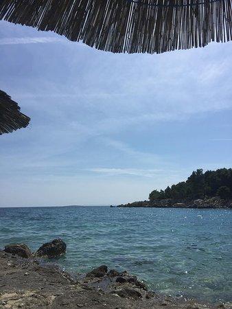 Palit, Croácia: Beachview2