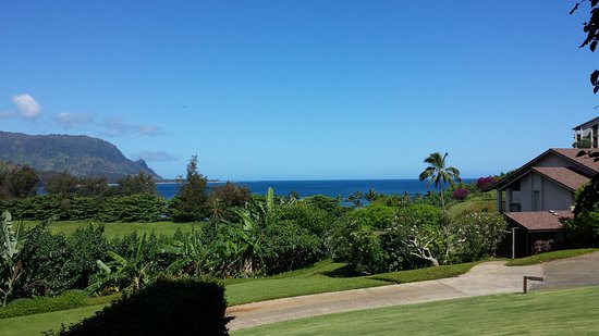 Hanalei Bay Resort: View from most rooms