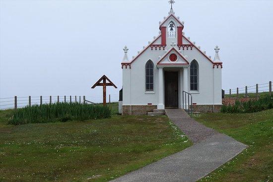 Finstown, UK: italian chapel