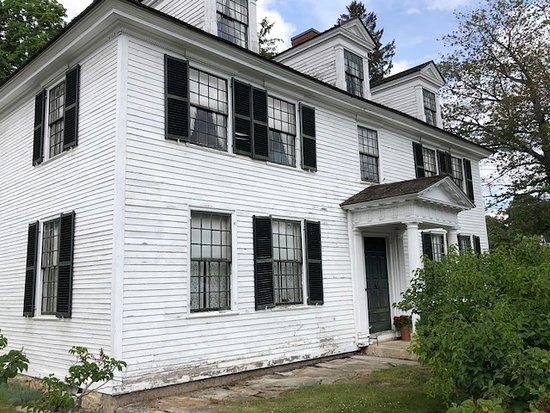 Jewett House in South Berwick, Maine