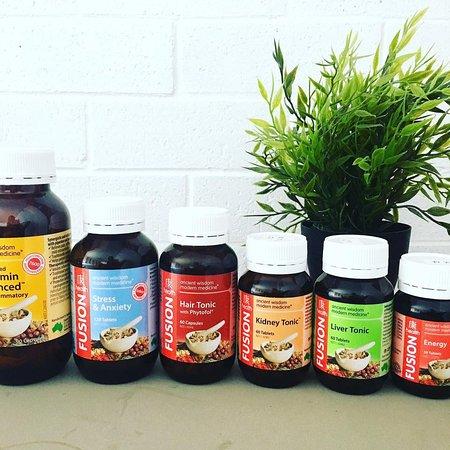 Garden Of Eden Organic U0026 Health Foods: Fusion Supplement Range.