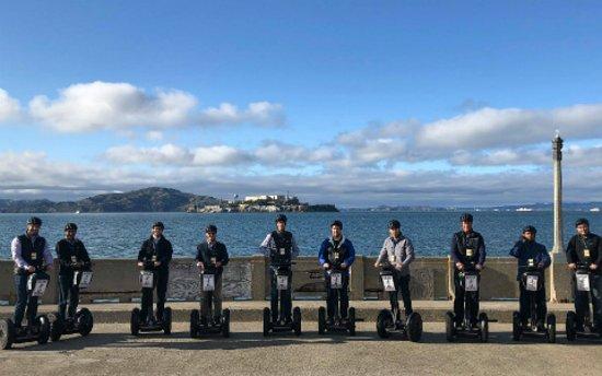 Electric Tour Company San Francisco Review