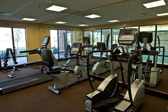 Dimondale, MI: Health club