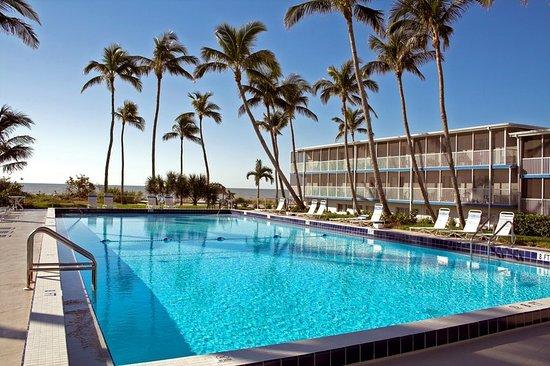 Sanibel Island Florida Hotels: SUNSET BEACH INN $144 ($̶1̶5̶9̶)
