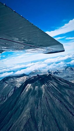 Mountain Air Scenic Flights Day Tour: Ngauruhoe