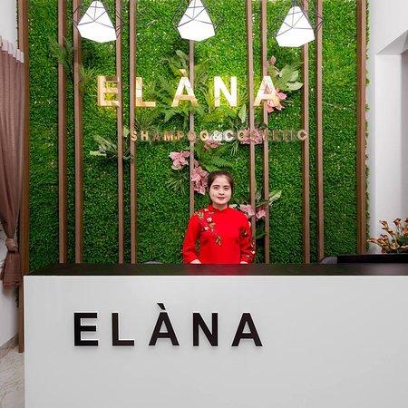 Elana Shampoo & Spa
