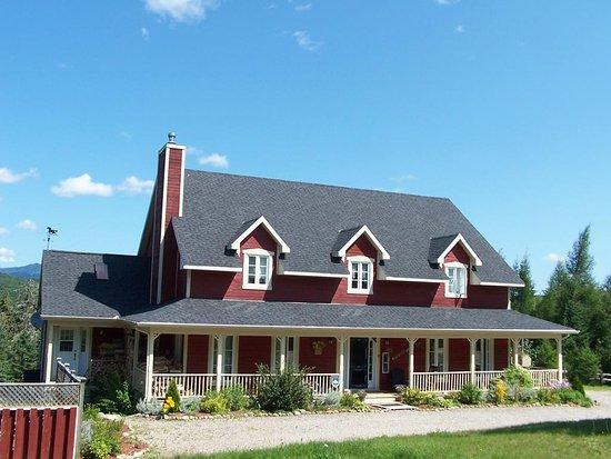 Wildberry Inn / Aux Baies Sauvages