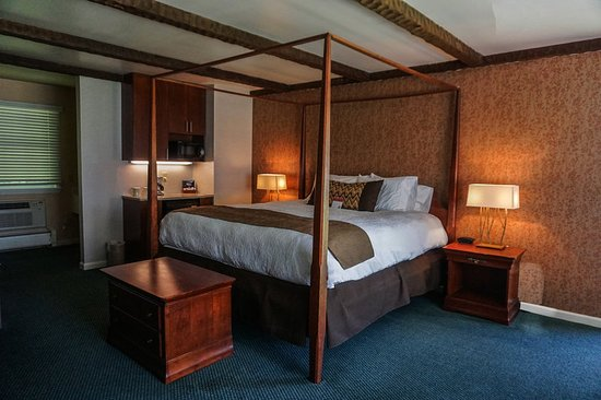 Lenox, MA: Guest room