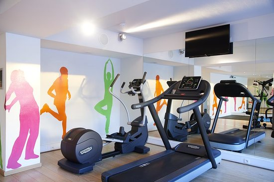 Saint-Josse-ten-Noode, Βέλγιο: Health club