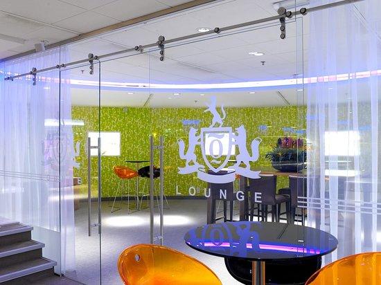 Saint-Josse-ten-Noode, Belgia: Bar/Lounge