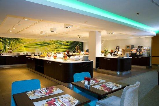 Saint-Josse-ten-Noode, Belgia: Restaurant
