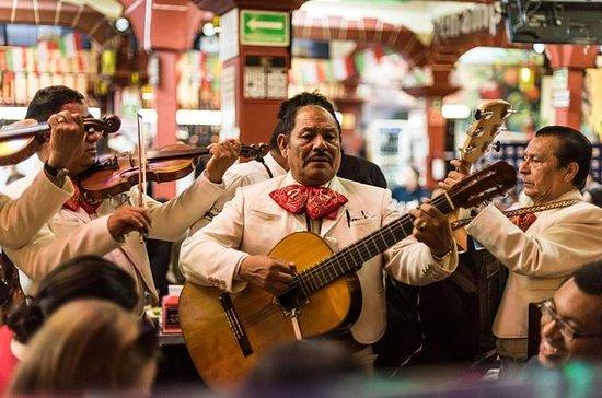 Scopri Città del Messico: Cantinas