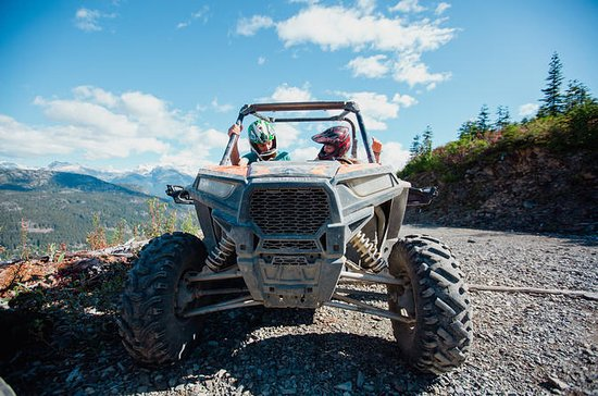 RZR Off-Roading Tours fra Whistler