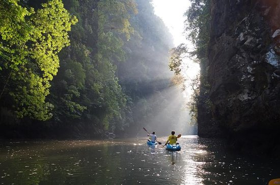 Private Sunset Kayaking at Ao Thalane...