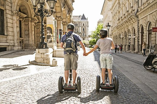 Tour in Segway del Castello di Buda