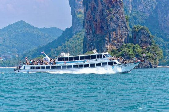 Koh Phi Phi to Ao Nang by Ao Nang ...