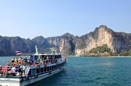 Koh Phi Phi a Railay Beach di Ao Nang