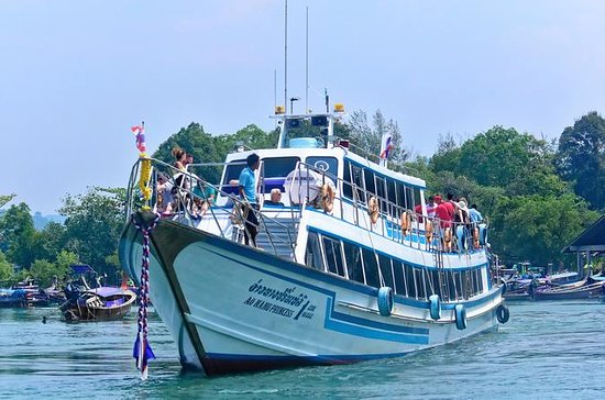 Phuket to Ao Nang by Ao Nang Princess ...