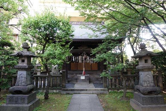 Hanei Inari Shrine