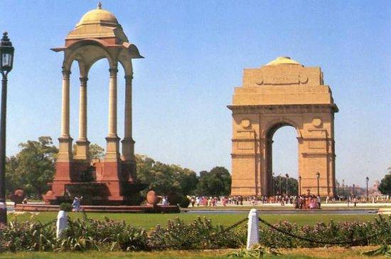 Experience Short Trip Jaipur-Delhi 02...