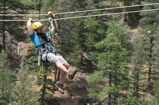 Woods Course Zipline Tour