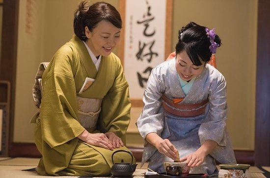 Learn Even the Manners - Tea Ceremony ...