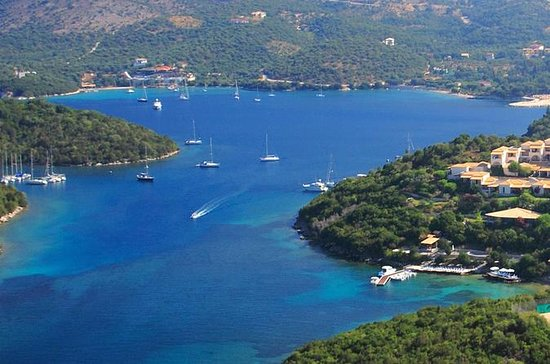 Isole di Parga e Syvota