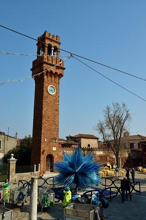 Torre dell'Orologio di Murano : Clock Tower