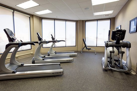 Drury Inn & Suites Amarillo: Health club
