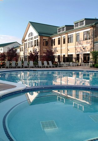 Stonewall Resort: Pool