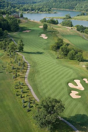 Roanoke, Virginia Occidental: Golf course