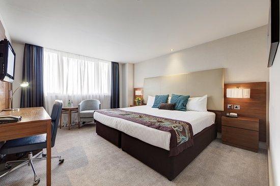 Thistle Kensington Gardens: Guest room