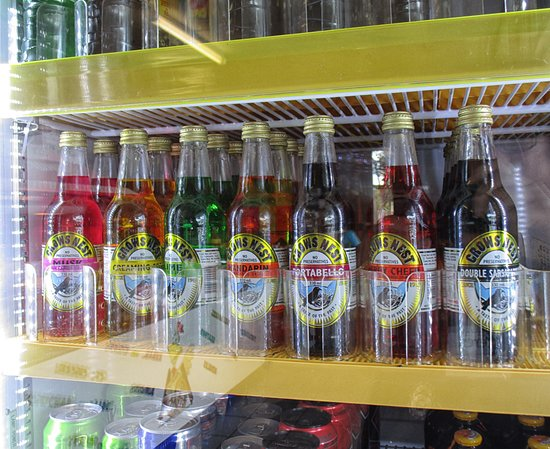 Nanango, Australien: Crow nest soft drinks