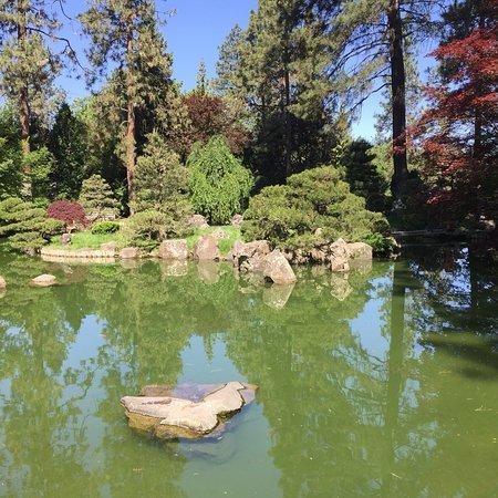 Nishinomiya Tsutakawa Japanese Garden Spokane Aktuelle 2018 Lohnt Es Sich