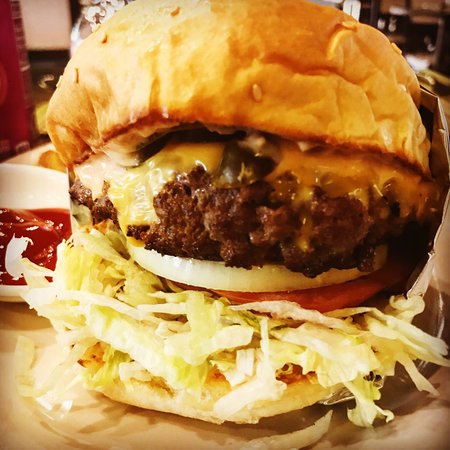 El Filo's: Try our number one selling Cali Burger guaranteed to be one of the best burgers in the Philippin