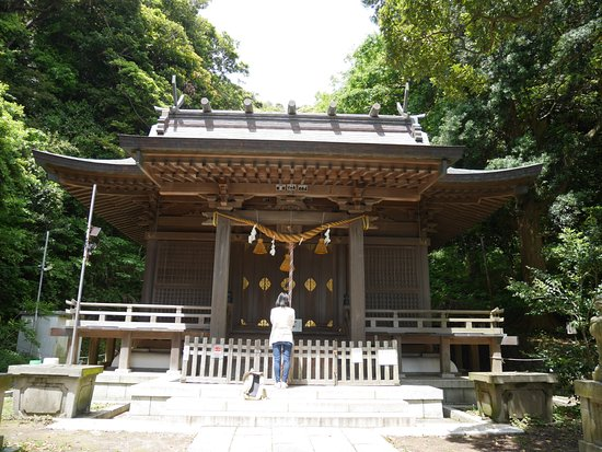 Amanawa Shimmei Shrine