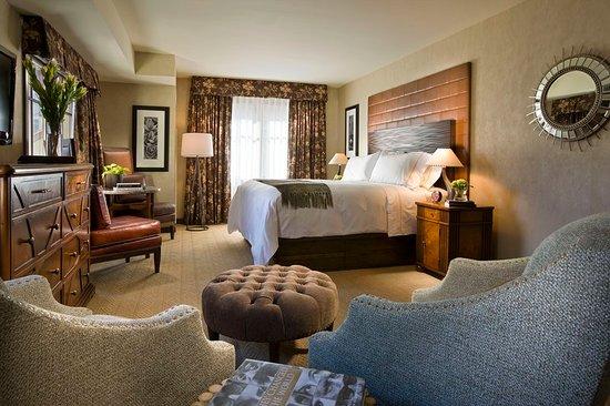 Mountain Village, Колорадо: Guest room