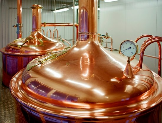 Валмиера, Латвия: We are happy to welcome visitors to the brewery so that everyone can witness how we brew fine be