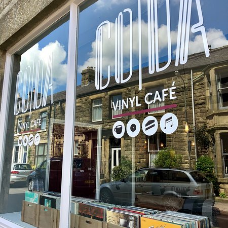Coda Vinyl Cafe Buxton Restaurant Reviews Phone Number