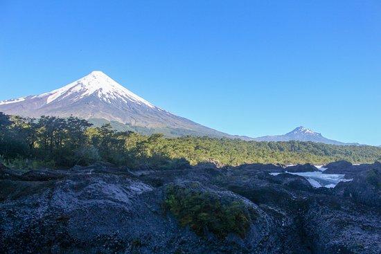 Llanquihue, Chile: Tour Volcan Osorno , Saltos del Petrohue y Lago Todos Los Santos