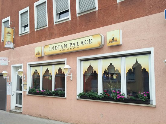 Decent food - Review of Indian Palace, Goppingen, Germany