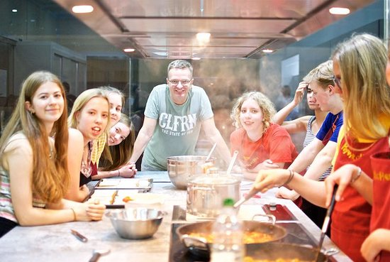 Escuela de Cocina Pepekitchen: spanish food lessons for foreigners