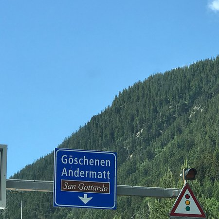 Goschenen, Switzerland: Göschenen