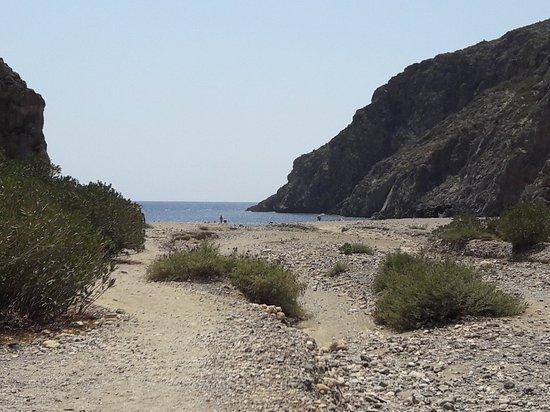 Agiofarago beach Photo