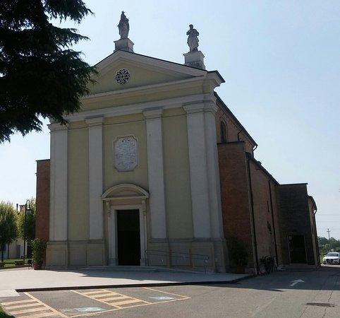 Saonara, Италия: Esterno della chiesa
