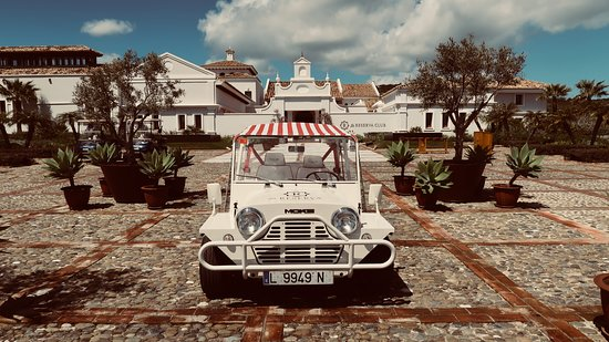 The Jolly Mile Sotogrande - Mini Moke Experience